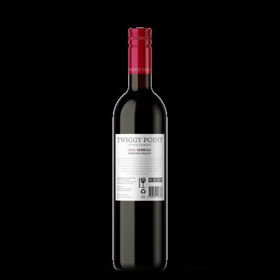 2016 Twiggy Point Barossa Valley Shiraz (12 Bottles)